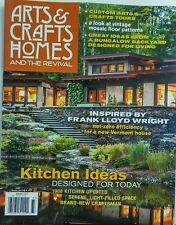 Arts & Crafts Homes And The Revival Spring 2017 Kitchen Ideas FREE SHIPPING sb