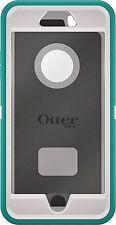 OtterBox DEFENDER iPhone 6 Plus/6s Plus Case -SEACREST(WHISPER WHITE/LIGHT TEAL)