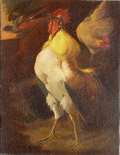 Melchior de Hondecoeter stolzer Hahn Henne rooster cock gallo coq Amsterdam