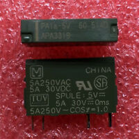 10PCS PA1a-5V Power Relay 5VDC 5A SPST-NO IC Best Price Quality