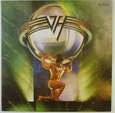 """12"""" LP - Van Halen - 5150 - k5459 - washed & cleaned"""