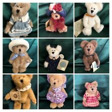 ASSORTED BOYDS MINI PLUSH - BEARS - YOU CHOOSE!