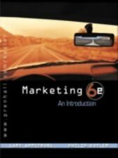 Marketing: An Introduction (6th Edition) Armstrong, Gary, Kotler, Philip Paperb