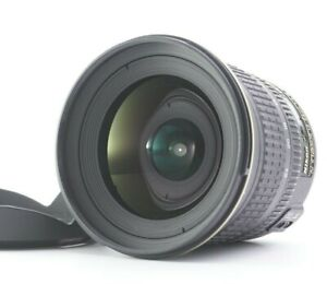 Ex+5 Nikon AF-S NIKKOR 12-24mm f/4G ED DX Aspherical SWM Wide Angle From JAPAN