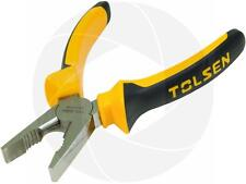 7in 180mm Combination Side Wire Cutting Pliers Electrician Mechanical Tool Plier