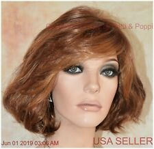 Modern Motif Gabor Wigs GL29-31 Lace Front Monopart Short Beachy Waves