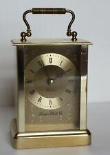 quartz carriage clock made by London Clock Co