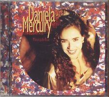 DANIELA MERCURY - Musica de rua - CD 1994 USATO OTTIME CONDIZIONI