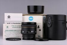 Minolta AF 85mm F/1.4 G Lens For Minolta Sony with Box #848