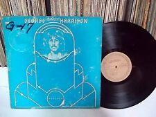 GEORGE HARRISON - The Best Of ~ KOREA LP.Blue Cvr. Beatles