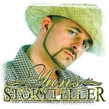 Yuns Storyteller: The Chronicles Of William Osborn 15 track 2005 CD NEW!