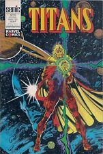 BD--TITANS N° 170--STAN LEE--SEMIC / MARS 1993