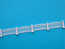 M13- Scale Model Train Layout Set Fence 2 Meter N Z