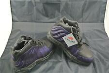 NIKE FOAMPOSITE TRAINERS SIZE 10 UK SHOES PURPLE/BLACK SPECIAL EDITION RARE