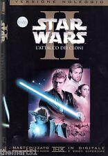 Star Wars: Episodio II - L'attacco dei cloni (2002) VHS ex noleggio Masterizzato