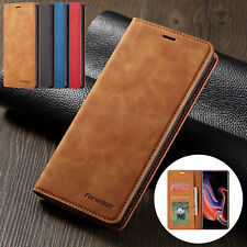 For Samsung Galaxy A12 A32 A42 A52 A72 5G Luxury Flip Leather Wallet Case Cover