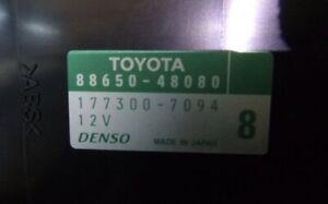 TOYOTA LEXUS A/C control unit 88650-48080 8865048080