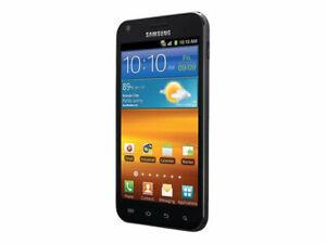 Samsung Galaxy S2, SII, Black, Tmobile
