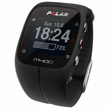 Polar M400 GPS Sports Watch Fitness Tracker with Heart Rate Monitor - Black