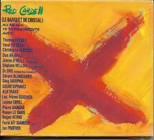 CD 15T RED CARDELL LE BANQUET DE CRISTAL feat DAN AR BRAZ, MIOSSEC, ALKTRAXX....
