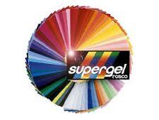 Rosco Supergel Rolle 61cm x 762cm