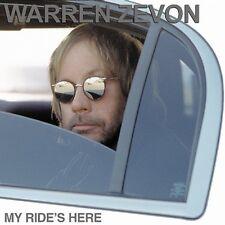 Warren Zevon - My Ride's Here [New CD]