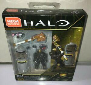 HALO Mega Construx HERMES HAMMER POWER GLB65 NEW MINIFIGURE