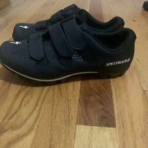 SPECIALIZED Women's Spinning Shoes Size 8 Women's US, 39 EU, 5.5 UK, 25 CM Used!