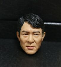 Custom made ! JET LI expendables asia star actor 1/6 HEAD ONLY