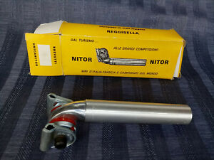 NITOR UNICATOR - CINELLI VINTAGE SEATPOST 26mm WITH SHIM 27,2 mm NEW