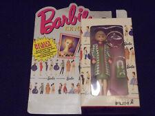 Barbie keychain in box Basic Fun #705-0