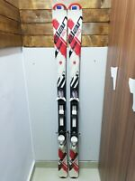 Elan Exar GX 160 cm Ski + Marker 10 Bindings Fun Winter Sport Snow Slope Outdoor
