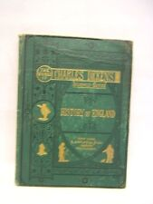 A Child's History of England by Charles Dickens c 1895 15 Illus.