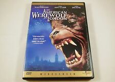 An American Werewolf in London Dvd Collector's Edition David Naughton