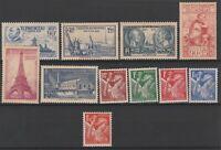 FRANCOBOLLI - 1939/41 FRANCIA MNH Z/9761
