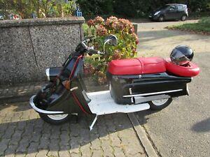 2 x HEINKEL Motorroller Tourist 103-A2