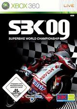 SBK-09 Superbike World Championship XBOX360 Neu & OVP