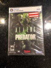 Aliens vs. Predator (PC, 2010) Brand new factory sealed