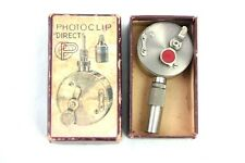 vintage RECTA PHOTOCLIP DIRECT self release TIMER,boxed, for Leica type button