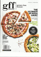 GFF  GLUTEN - FREE FOREVER MAGAZINE,  SPRING, 2016  THE BEST GF BEERS TO BUY
