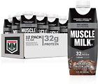 Muscle Milk Pro Series Protein Shake, 32g Protein, Slammin' Strawberry, 11 Fl...