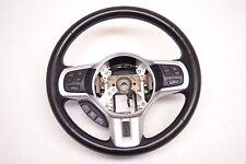 Mitsubishi Evo X Steering Wheel W/ Multi Function Evolution 10 Oem 2010-2014
