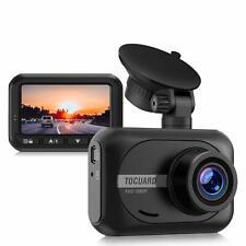 TOGUARD Mini Dash Cam 1080P Full HD Car Camera, 2.45 inch 170° Wide Angle