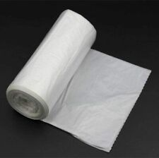 New Small Trash Bags 2 Gallon Wastebasket Bags for Office Home - 100 ct.