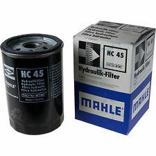 Original MAHLE / KNECHT HC 45 Hydraulikfilter für Automatikgetriebe Alfa Romeo