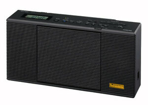 TOSHIBA Aurex TY-AN1 CD AM FM Radio Bluetooth sealed neodymium speaker Japan DHL