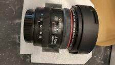 **MINT** Canon EF 8-15mm f/4L Fisheye USM Ultra-Wide Zoom Lens