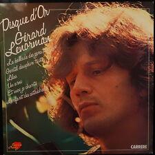 *** 33 TOURS / LP VINYL GERARD LENORMAN - DISQUE D'OR *CAROLINE MELOD*FRANCE ***