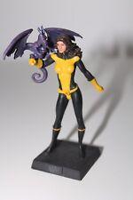 Figuras de Plomo de Colección Marvel Gata Sombra Shadowcat Eaglemoss 45