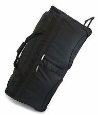 XXL Extra Large 40 Inch Travel Wheeled Trolley Luggage Holdall Suitcase Case Bag